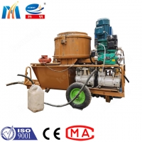 China Accelerator Agent Pump klw-180J Refractory Spraying Machine for ceiling plaster wholesale