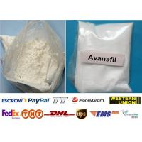 Avanafil Drug Natural Male Hormones Supplements CAS 330784-47-9