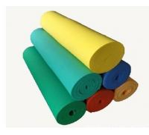 China flame resistant various color eva foam /EVA foam on sale