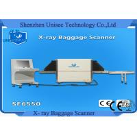 Buy cheap High Powerful 6550 X Ray Single Operation Table Security Luggage Baggage Scanner Checked Detector Machine from wholesalers