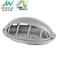 China LED Light Cast Lighting Parts High Pressure Diecast Aluminum ADC12 Material Made on sale