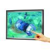 China Monitor LCD industrial del marco abierto montado en la pared para la resolución de los centros comerciales 1280x1024 wholesale
