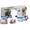 LC1050M 300m/m solventless 3 rollers lamination machine PS Dry Laminator energy-saving 35% ~ 40% Non-toxic Eight motors