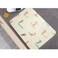 China Custom Design Washable Kitchen Rugs Diatomite Water Absorbent Anti Slip Bath Mats wholesale
