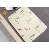 China Custom Design Washable Kitchen Rugs Diatomite Water Absorbent Anti Slip Bath Mats wholesale