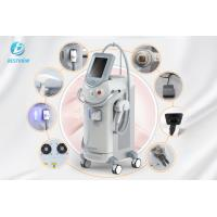 China 12 Bars Painless Diode Laser Hair Removal Machine With Cooling System wholesale
