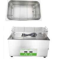 China Surgical And Beauty Instruments Dual-Frequency Heating Ultrasonic Cleaner wholesale