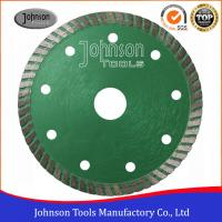 China Easy Operate Tile Cutting Saw Blades With Sintered Hot - Press Technology wholesale