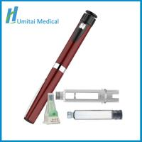 China Refillable Diabetes Insulin Pen Injector With Travel Case For Diabetes Patients wholesale