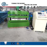 0.-0.8mm Thickness Material Metal Roofing Sheet Crimping Curving Machine