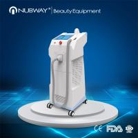 China 2017 Imported technology permanent hair removal, 808nm diode laser hair removal machine with 10.4 inch screnn wholesale