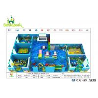 Colorful Theme Kids Indoor Play Centre , Toddler Play Zone For 3 - 15 Years Old