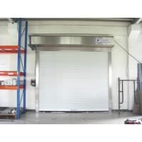 China Grey , White 304 Stainless Steel Security Door For Production Line wholesale