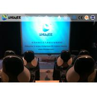 China According To The Design Your Room 5D Movie Theater ,  Solution System wholesale