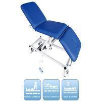 China Electic Movement Three Functions Medical Examination Bed As Hospital Furniture wholesale