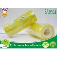 China Water Based Box Wrapping BOPP Stationery Tape for Parcel Wrapping wholesale