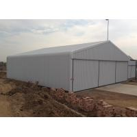 China Prefabricated Light Steel Structure Hangar Up To 200km/H Wind Resistance wholesale