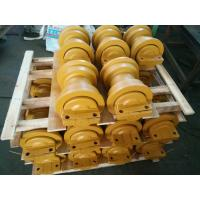 China MS120 Mitsubishi Excavator Undercarriage parts track roller with40Mn2/50Mn Material and different color wholesale