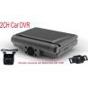 China 2CH Car Black Box 720P night vision wholesale