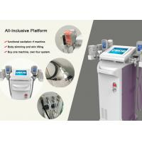 China Medical Grade Lipo Laser Machine , Body Weight Loss Machine With 8 Diodes Laser Lamps wholesale