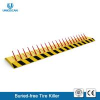 China Steel Tyre Spike Barrier Hydraullic Anti Terrorist Safeway System For Road Safety wholesale