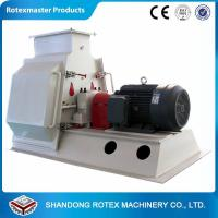 China Custom Wood Chip Hammer Mill Feed grinder , Wood Chip Rice Husk Hammer Mill wholesale