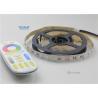 China RGBW led strip 5050 60led/m Flexible LED Strip Lights external IC RGBW 14.4W/m wholesale