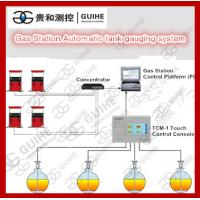 China Filling station automatic tank gauge system fuel tank station monitor system software wholesale