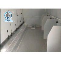 China Prefabricated Container Toilet Economical Prefab Homes Prefab Modern Modular Container Houses wholesale
