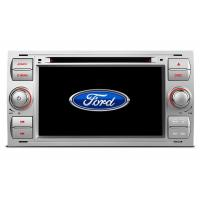 China FORD Focus 2005-2007/Silver 2 Din Car Multimedia Player with Android 9.0 support 3G 4G WiFi FOD-7312GDA(Sliver) wholesale