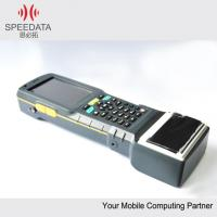 Buy cheap OEM Industrial PDA Handheld Device Laser Barcode Scanner with Printer from wholesalers