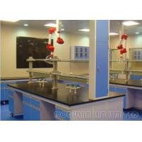 Buy cheap Steel Structure Modular Laboratory Benches And Cabinets With Exhaust Hood from wholesalers