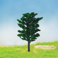 China MODEL TREE with leaf Plastic green ,GT20 H:50-130mm wholesale