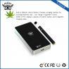 900 mAh Smallest PCC Electronic Cigarette Vapor Pen Fore end Charging