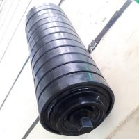 China Impact roller /Buffer idler/ rubber idler black 89-219 Can also be customized according to customer requirements china on sale