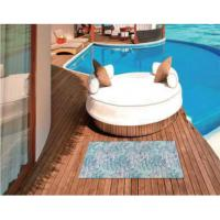 China Wear Resistance Swimming Pool Floor Mats , Clear Non Slip Mat For Natatorium wholesale