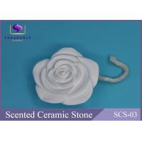 Buy cheap Lavendar Scent  Air Freshener Plaster Ceramic Stone For Promotional Gift from wholesalers