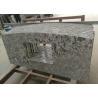 China Natural Solid Granite Worktops 2.76g / Cm3 Density 247MPA Compressive Strength wholesale