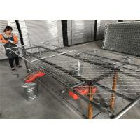 Buy cheap 6'x10' temporary chain link fence panels 1½