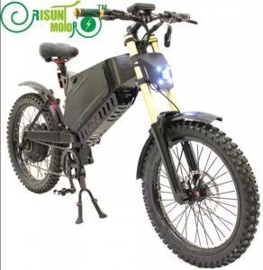 China 72V 3000W 38AH electric mountain bike, sport mountain ebike for young wholesale