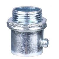 China Insulated Type Watertight EMT Conduit Fittings Concrete Tight When Taped wholesale