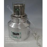 China 220 - 240v / 50 - 60hz Low Noise Milk Mixer Machine Wih Stainless Steel Material wholesale