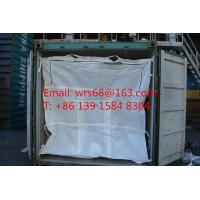 20ft PP Woven Barless Container liner for Chemical Resin / Mining