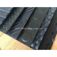 China Electrical Insulation Rubber Mats Anti - Static With REACH ROHS SGS Certificate wholesale