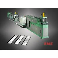 China Customizable U Channel Roll Forming Machine With PLC Auto Control For Galvanized Sheet wholesale