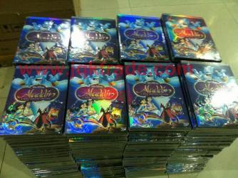China Wholesale Disney DVD Movies Co.,LTD