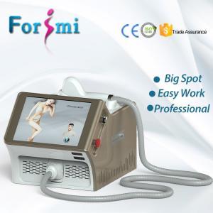 China Big spot sizes portable 808nm diode laser permanent depilacion laser hair removal machine wholesale