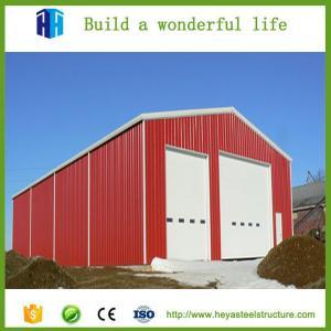 China Prefabric barns prefabricated metal warehouse building manufacturer china wholesale