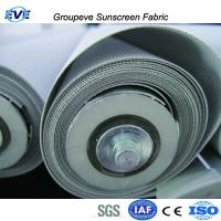 China Pvc Shade Fabric for Motorized Roller Blinds Custom Made Blinds wholesale