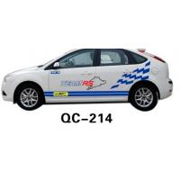 Buy cheap Car Decoration PVC Custom Car Body Sticker QC-214K from wholesalers